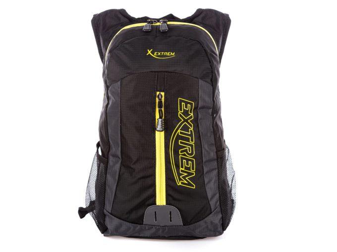 Plecak rowerowy czarno żółty Extren