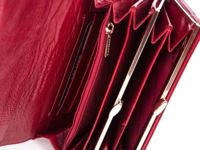 Wewnątrz portfela