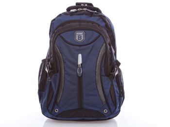 Granatowy plecak sportowy