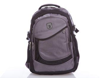 Szary plecak szkolny Bag Street