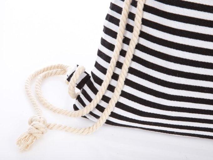 Plecak ze sznurkami
