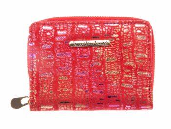 Malutki portfel damski mięciutki Jennifer Jones