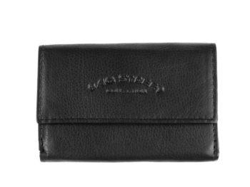 Mały portfel męski czarny Bag Street