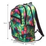 Plecak kolorowy BS_1