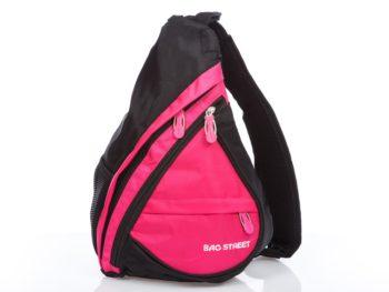 Różowy plecak do biegania Bag Street