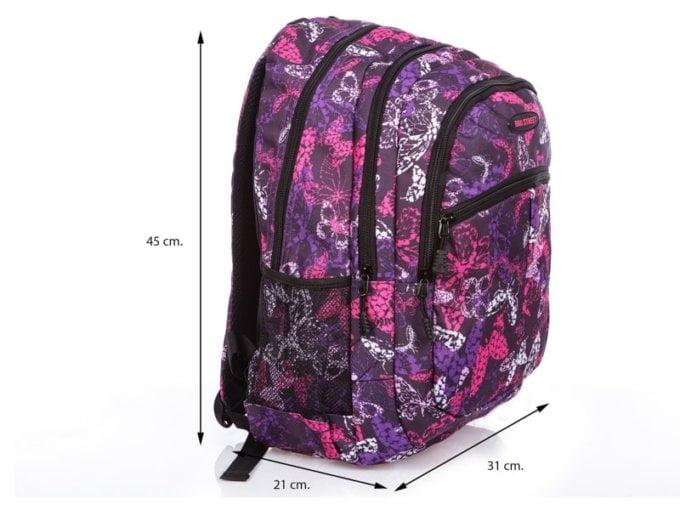 Wymiary plecaka szkolnego