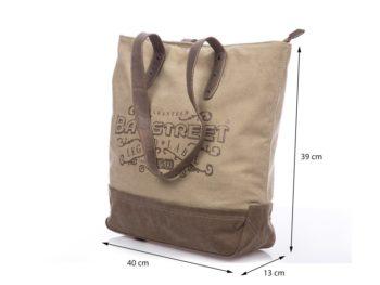 Wymiary torebki