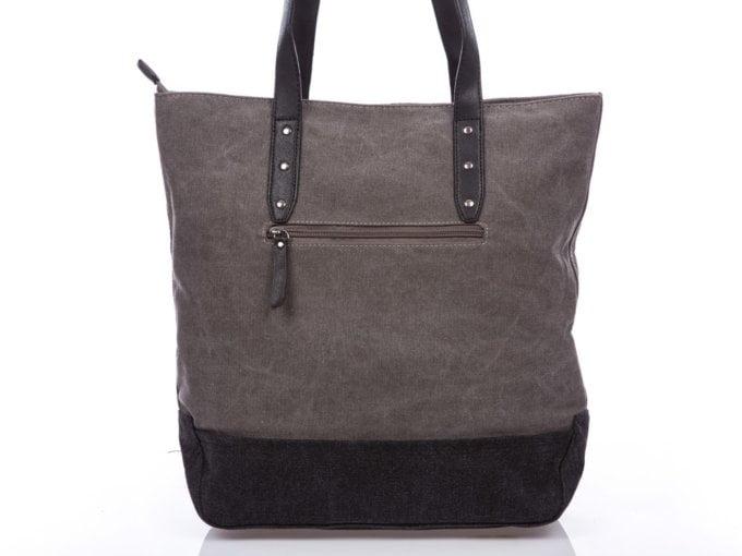 Tył torby z kieszenią
