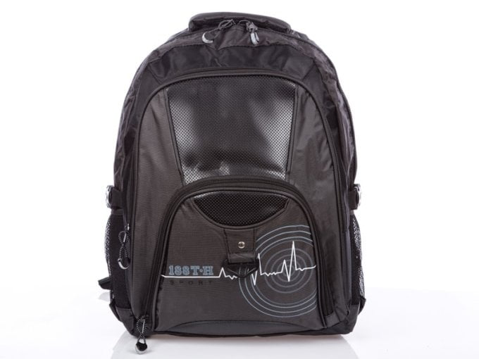 plecak na laptopa czarny