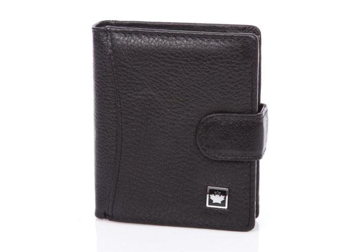 Poręczny portfel męski do kieszeni
