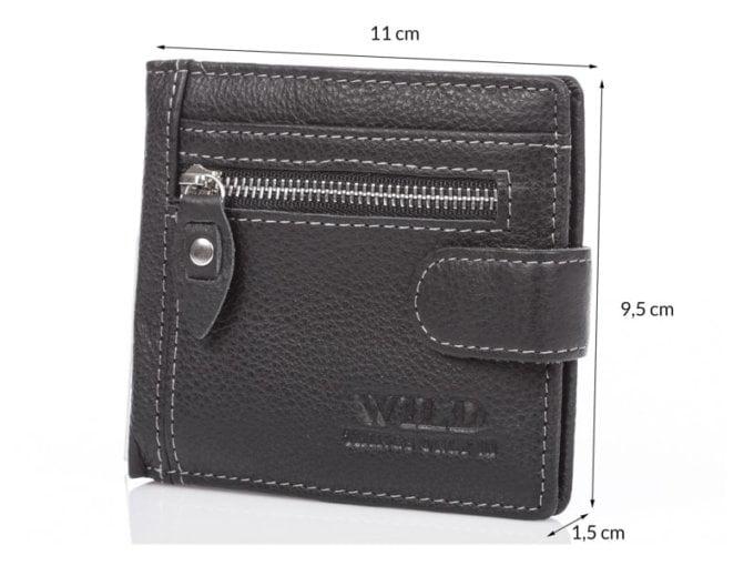 Wymiary portfela