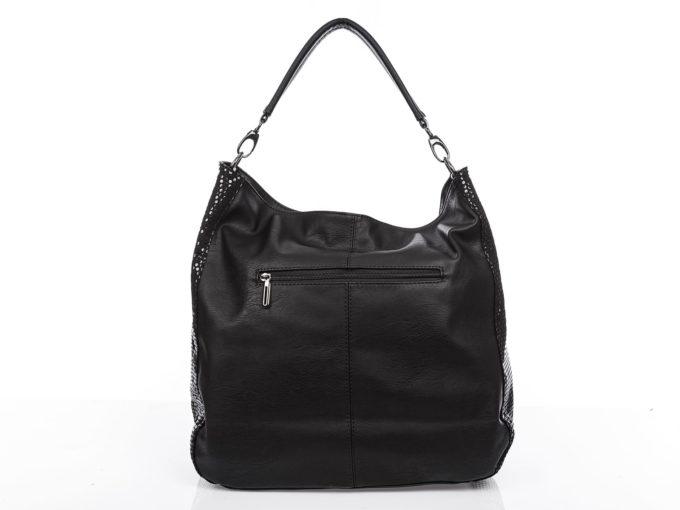 Pojemna i duża torba damska typu worek jennifer jones