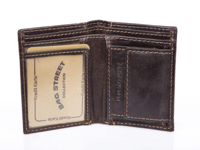 Malutki portfel z miejscem na banknoty