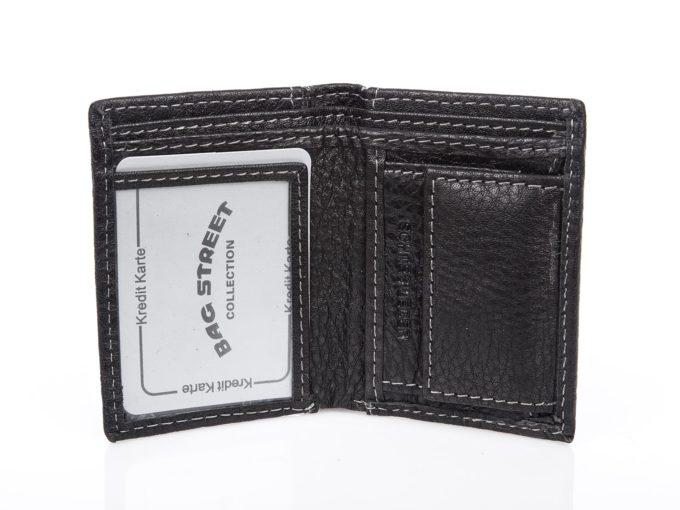Mały portfelik męski z miejscem na banknot