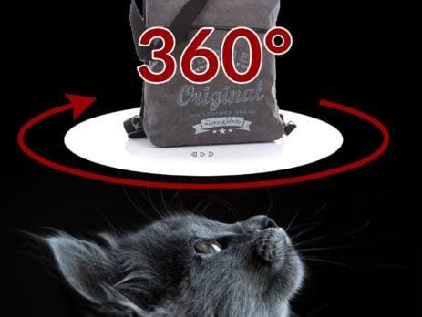 Prezentacje 360 naszych produktów