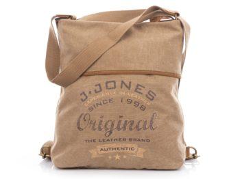 Plecako torba beżowa J Jones