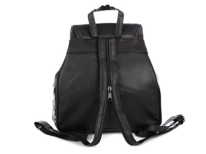Tył plecaka z szelkami