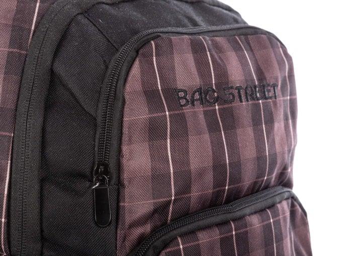Nasyzte czarne logo Bag Street