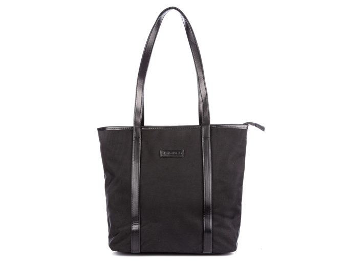 Czarna torba damska do ręki