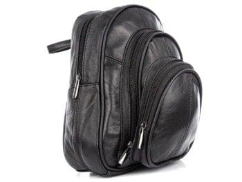 Plecak z trzema dużymi kieszeniami