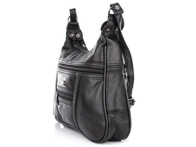 Boki torby wyższe niż środek