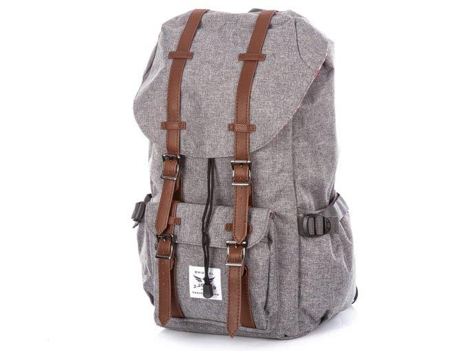 Wysoki plecak w stylu vintage J Jones