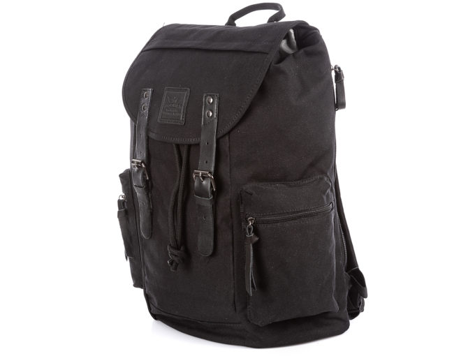 Plecak czarny J Jones 4554