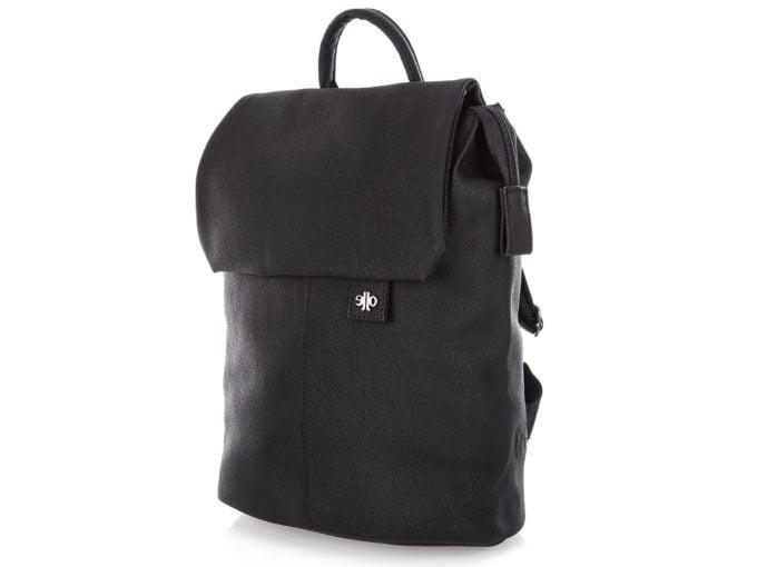 Czarne plecaki damskie