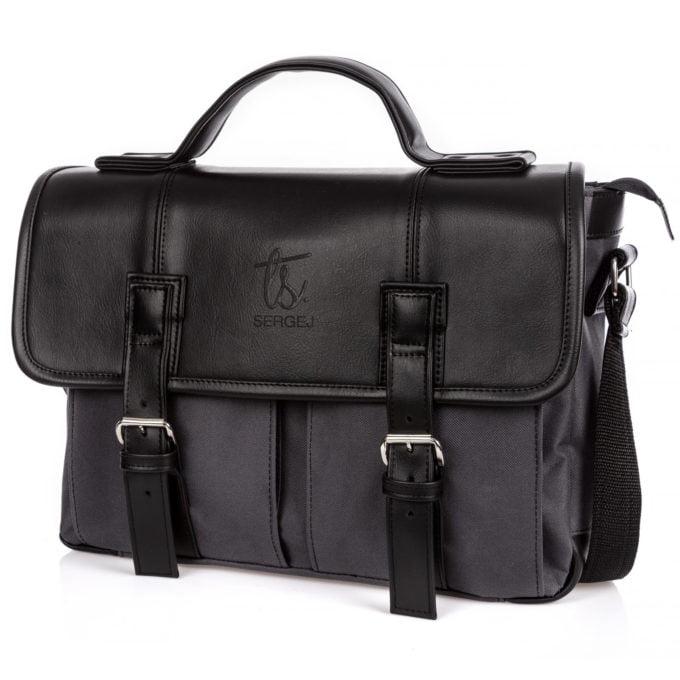 Eleganckie torby męskie na ramię