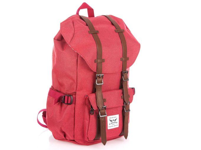 Płócienne plecaki damskie
