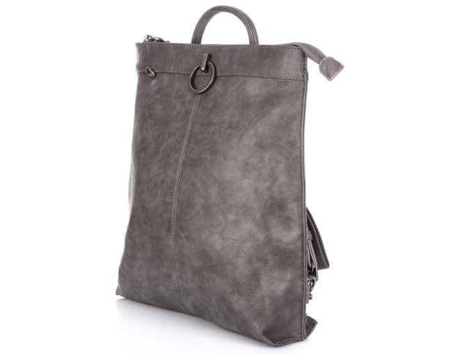 Szare plecaki damskie