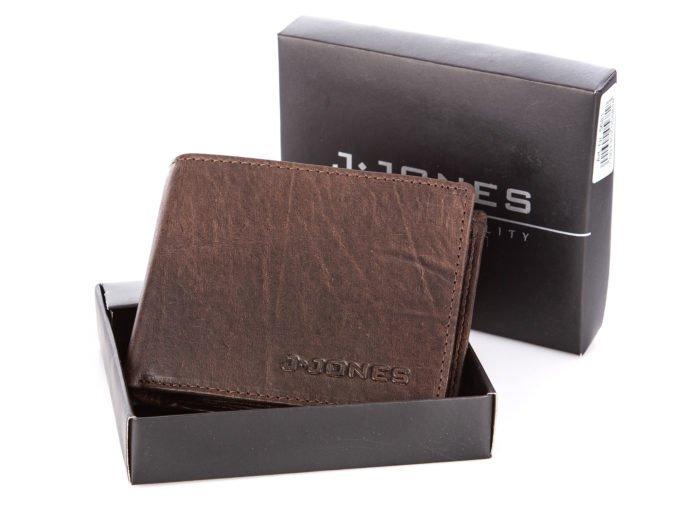 Tanie portfele męskie skórzane