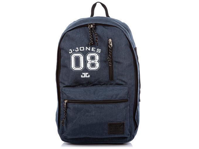 Granatowy plecak młodzieżowy J Jones