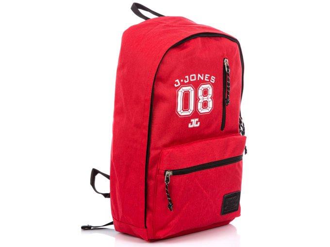 Czerwone plecaki męskie