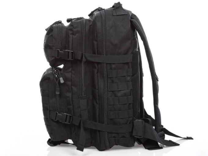 Plecaki wojskowe męskie