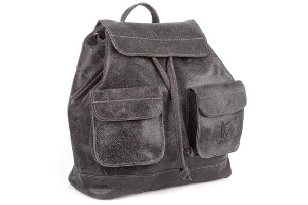 Skórzane plecaki damskie