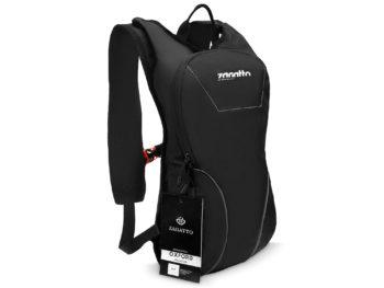 Czarny sportowy plecak ZAGATTO ZG90