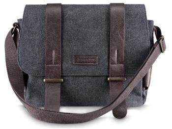 męska torba na ramię w stylu vintage ZAGATTO