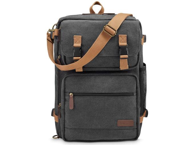 plecak na laptopa w stylu vintage ZAGATTO ZG244