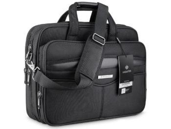elegancka i pojemna torba na laptopa ZAGATTO LONDON
