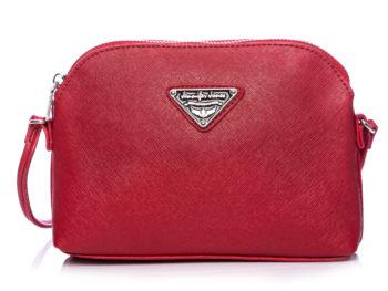 Czerwona torebka wizytowa Jennifer Jones