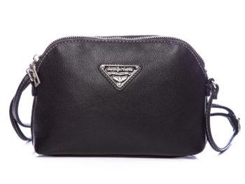 Mała czarna torebka wizytowa Jennifer Jones