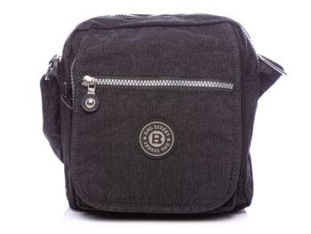 Czarna lekka torba na ramię Bag Street