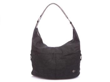 Czarna torebka damska Jennifer Jones