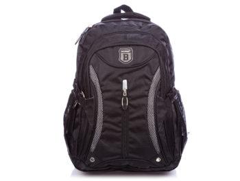 Czarny plecak Bag Street 4067