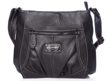Torebka damska Bag Street klasyczna na ramię czarna