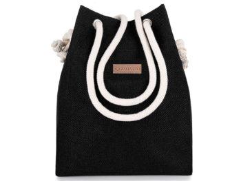 torba zagatto czarna
